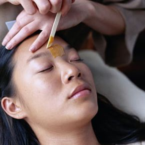 Waxing your eyebrows once every two weeks is typical. See more pictures of personal hygiene practices.