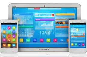 Mobile computing devices will continue to become more and more prominent in the PC market.