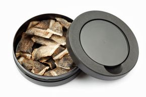 Snus is a smokeless tobacco product that is growing in popularity in the United States. See more drug pictures.
