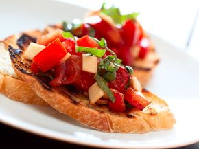 Italian cooking revolves around such staples as tomatoes and olive oil. Check out these international tomato dishes pictures.