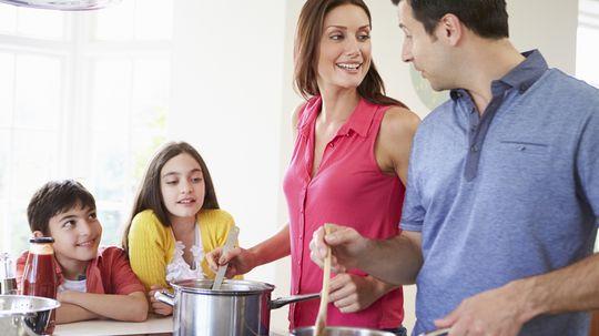 5 Italian Dishes Kids Can Make