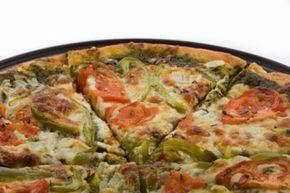 Pizza, the quintessential Italian food.