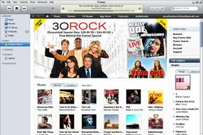 Internet Connection Image Gallery The iTunes store has a slick interface and a huge library of media and applications. See options for getting online with Internet connection pictures.