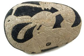 Trick of the tourist trade or authentic pre-Columbian art?
