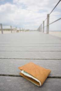 A lost wallet is much sadder than a lost iCache.