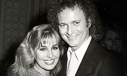 In soap opera years, these two were married for an eternity!