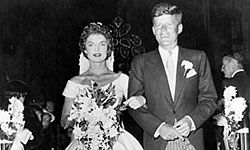 JFK and Jackie were a power couple before they even made it to the White House.