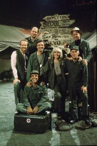 Years ago when MASH was on TV, phone service was controlled by AT&T.