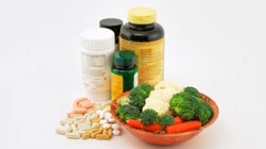 10 Important Vitamins for Men's Health