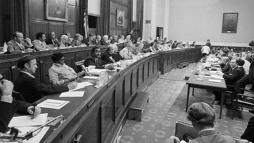 Nixon impeachment proceedings