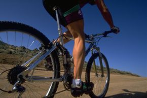 Visualize how you should pedal during a race, then put it into practice.