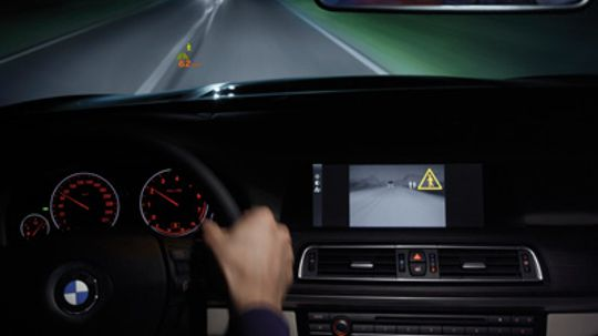 How In-dash Night-vision Systems Work