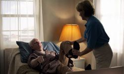 At-home nursing care can be tailored to fit the exact needs of your loved one.