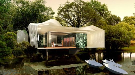 10 Homes of the Future ... Today