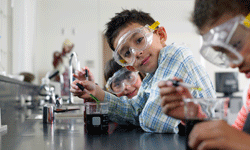 This year, science class will likely have a lab-based element, so prepare for at-home volcano experiments!