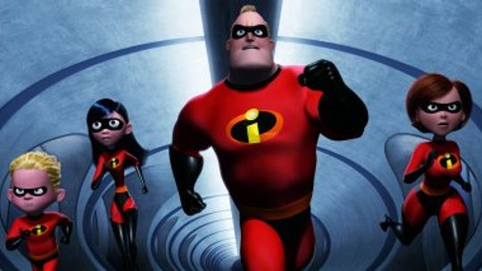 Making 'The Incredibles'