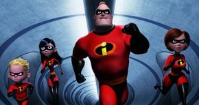 Photo courtesy Disney The Incredibles features the voices of Craig T. Nelson, Holly Hunter and Samuel L. Jackson.