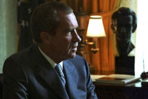 President Nixon secretly taped conversations for posterity, but that practice ended up causing him all kinds of trouble.