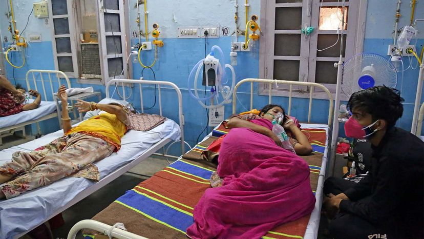 Covid patients India