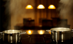 Induction cooking is speedier than both gas and electric.