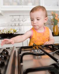 Since there are no open flames and cooking surfaces cool quickly, induction cooktops are considered safer than gas and electric.