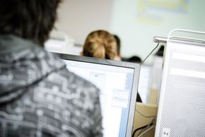Graduate information technology programs offer more advanced training.