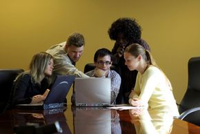 Certification programs for information technology professionals gives them additional credentials.