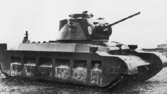 Infantry Tank Mark II A-12