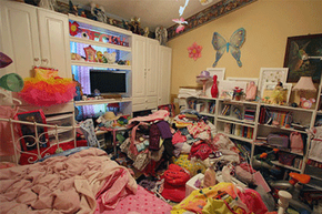 Can hoarding behavior be inherited? Find out.