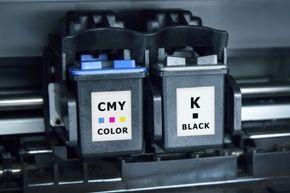 If you bought your ink by the gallon instead of tiny amounts, you might perish from sticker shock.