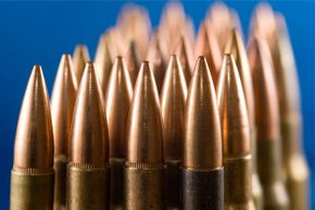 There's no shortage of history on firearms themselves, but what about the projectiles they fire at such breakneck speeds? See more gun pictures.