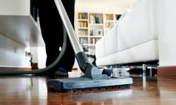 These sure aren't your mother's vacuum cleaners!