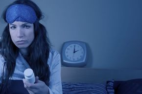 Prescription medicines may be used to treat insomnia if sleep habit changes don't help.