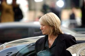 Martha Stewart was sentenced to five months in prison for obstruction of justice and making false statements, stemming from a questionable inside trade of 4,000 shares of stock in 2001