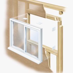 Unless you're dealing with full-frame windows, replacing an old window with a new one is relatively straightforward.