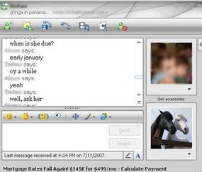 Windows Live Messenger and Yahoo! Messenger subscribers can communicate with each other on one service.