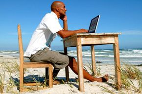 No matter how remote it is, a remote office should always be treated like it's inside the company headquarters. See more laptop pictures.