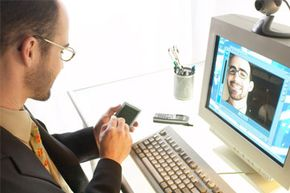 Tools like desktop video conferencing can help remote employees stay connected.