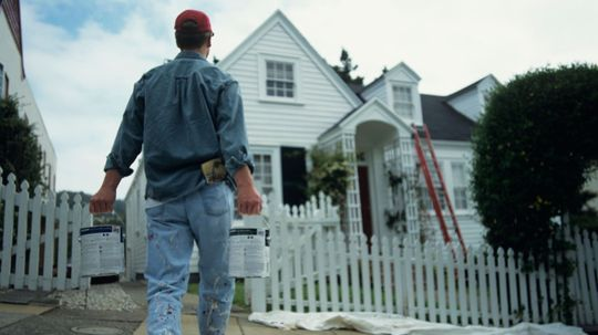 Can I Use Interior Paint for Exterior Surfaces?