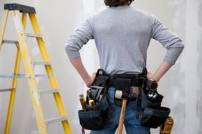 If you're handy with tools, you can probably add a wall to an existing space. See more home construction pictures.