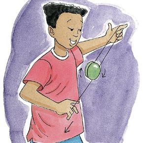 You can learn amazing yo-yo tricks on the following pages.