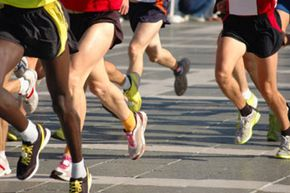 You're an intermediate marathon runner if you've run a marathon before and you have a specific goal in mind for your next one.