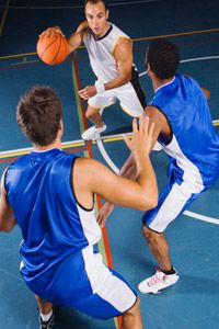 Be honest about your skill level so league officials can evenly match you against opponents.