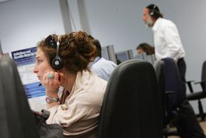 Many call centers rely on VoIP technology for making international calls.