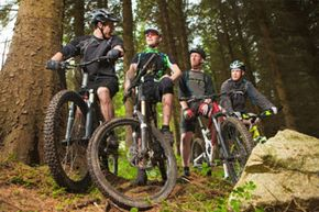Image Gallery: Extreme Sports The IMBA has helped to create thousands of miles of new trails for bikers. See pictures of extreme sports.