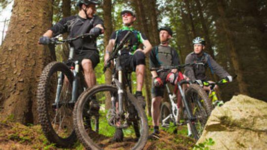 How the International Mountain Biking Association Works