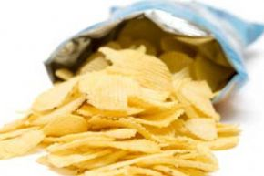 If you regularly eat potato chips, corn chips, buttered popcorn, candy bars and cookies, you could be putting yourself at risk for high cholesterol.