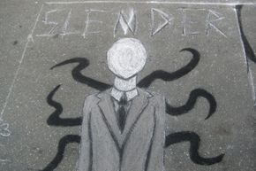You may have seen images or artwork representing Slenderman, even if you didn't recognize it.
