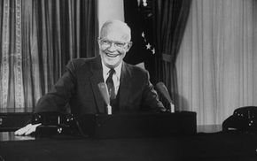 Dwight D. Eisenhower initiated ARPA, the team of researches that built ARPANET, the earliest U.S. Internet.