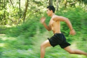 Alternating between intervals of higher- and lower-paced exercise can help you burn fat.